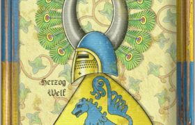 Welfen Viking Coat of Arms Gothia Goths